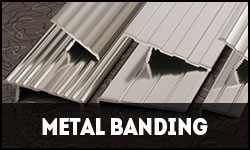 Metal Banding, Table Edging, Retro Metal Banding