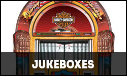 Retro Jukeboxes, Jukebox Wallet, Bubbler Jukebox