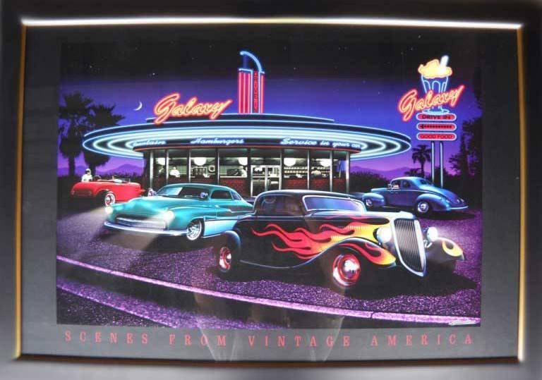 Budweiser Neon Signs | Budweiser LED | 1950 Budweiser Neon