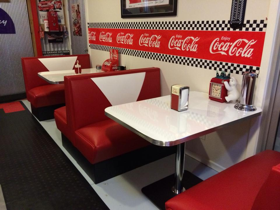 Retro Seating | Booths