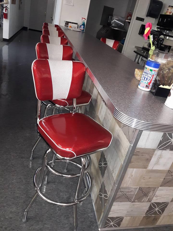Countertop Fabrication - Custom Design - 1950s on 1950s vintage kitchen designs, 1950s rockabilly designs, 1950s sofa designs,